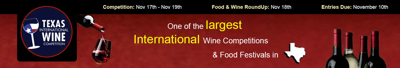 Texas International Wine Competition